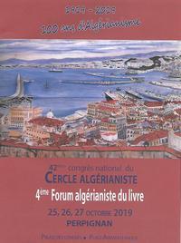 Congrès algérianiste 2019