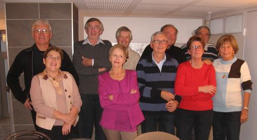 Groupe de travail de Grenoble