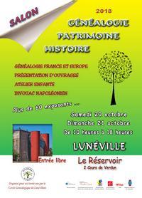 Luneville 2018